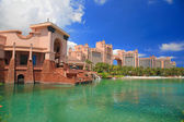 Atlantis Hotel in Bahamas4 — Stock Photo