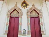 Puerta del templo — Foto de Stock