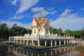 Thai temple — Стоковое фото