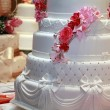Stock Photo: Wedding cakes