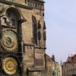 图库照片: Clock tower in Prague
