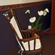 Rocking chair — Stock Photo #9335513