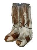Eskimo shoes — Stock Photo