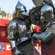 Knight fight — Stock Photo