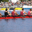 Rowing — Stock Photo