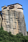 Old monastery of Rousanou in Meteora, Greece — Stock Photo