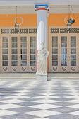 Achillion palace in corfu, griechenland — Stockfoto