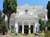 Achillion palace in Greece — Stock Photo