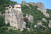 Meteora monastery in Greece — Stock Photo