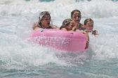 Fun in the waves — Stock Photo