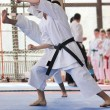 Karate man — Stock Photo #9815011