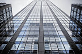 Building in New York City — Stock Photo