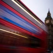 London bus — Stock Photo #8721326