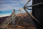 Radar radio — Stock Photo