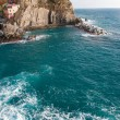 Cinque terre village — Stock Photo