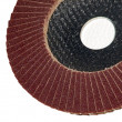 Sand grinding wheel - Stock Photo