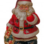 Santa doložka — Stock fotografie