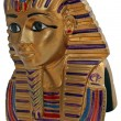 Pharaoh statue — Stockfoto