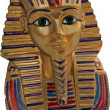 Pharaoh statue - Stock Photo
