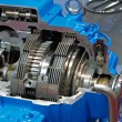 Stock Photo: Automobile gearbox