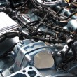 Automobile engine — Stock Photo