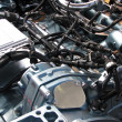 automobile engine — Stock Photo #8517004