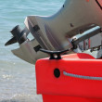 Boat engine — Stock Photo #8769973
