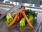 Season vegetables — Stock Photo