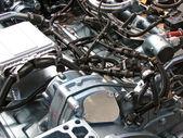 Automobile engine — Stock Photo