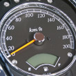 Royalty-Free Stock Photo: Speedometer
