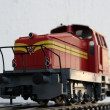 Train model — Stock Photo