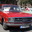Audi oldtimer - Stock Photo