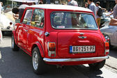 Mini oldtimer — Stock Photo