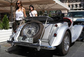 MG TG Sports — Stockfoto