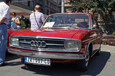 Audi oldtimer — Stock Photo
