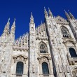 Milan cathedral — Photo
