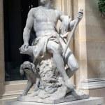 Man statue — Stock Photo