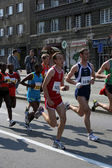 марафон — Стоковое фото
