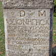 Tombstone — Stockfoto #9712224