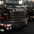 Scania truck - Stock Photo