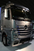 Mercedes truck — Stock Photo