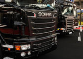 Scania truck — Stock Photo
