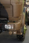 Army truck — Stock Photo