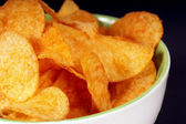 Patato chips — Stock Photo