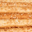 Sesame sticks - Foto de Stock
