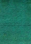 Old green textured paper background — Foto de Stock