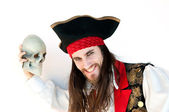 Mighty pirate — Stock Photo