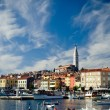 Rovinj in Croatia - Stock Photo