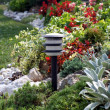 Garden lamp — Stock Photo