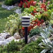 Garden lamp — Stock Photo #9411760